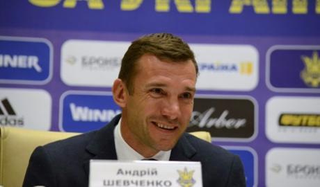 """""""Linh dương"""" Shevchenko chính thức dẫn dắt ĐT Ukraine"""