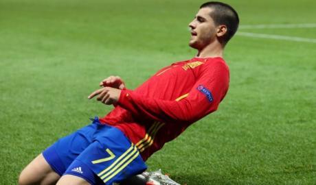 Chelsea tiếp tục nâng giá hỏi mua Morata lên 70 triệu bảng