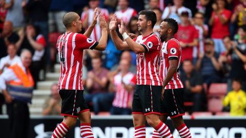 Southampton 1-0 Bilbao (Giao hữu quốc tế 2016)