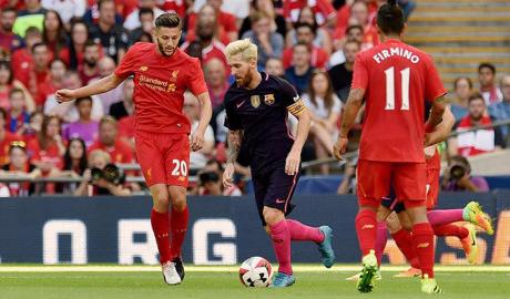 Liverpool vùi dập Barca, thua đậm Mainz: 24 giờ kỳ lạ