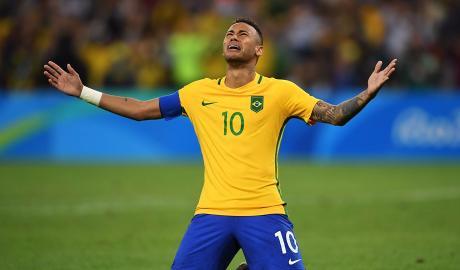 U23 Brazil 1-1 U23 Đức (pen 5-4): Ơn Giời, Vàng đây rồi!
