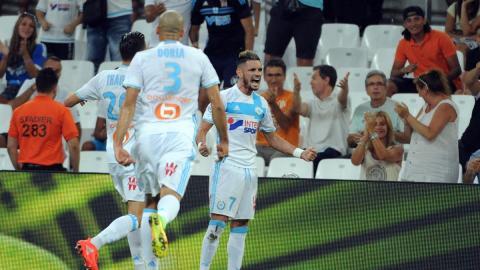 Marseille 2-0 Lorient (Vòng 3 Ligue 1 2016/17)
