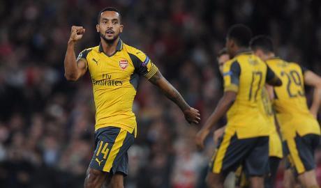 Arsenal 2-0 Basel: Show diễn của Walcott