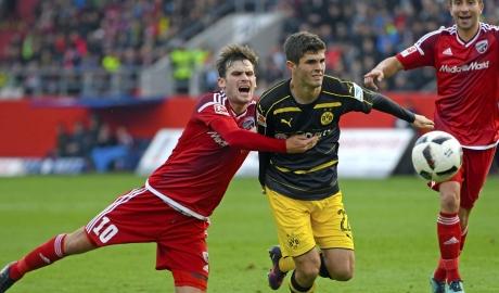 Dortmund vẫn chưa sẵn sàng lật đổ Bayern