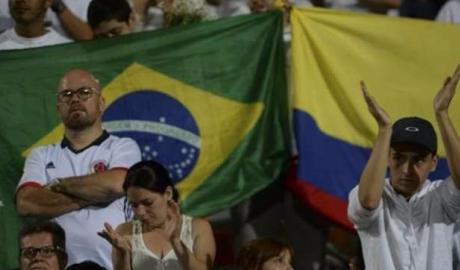 Brazil và Colombia đá giao hữu gây quỹ ủng hộ Chapecoense