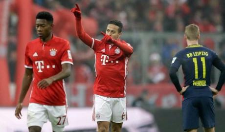 Bayern 3-0 Leipzig: Đẳng cấp lên tiếng