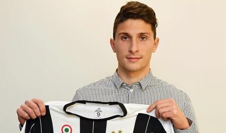 Juventus đón tân binh thứ 2