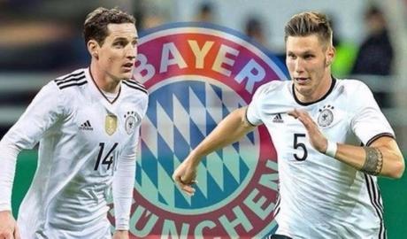 Bayern Munich chiêu mộ thành công bộ đôi tuyển Đức