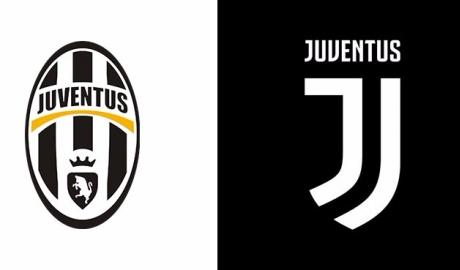 Logo mới của Juventus bị CĐV