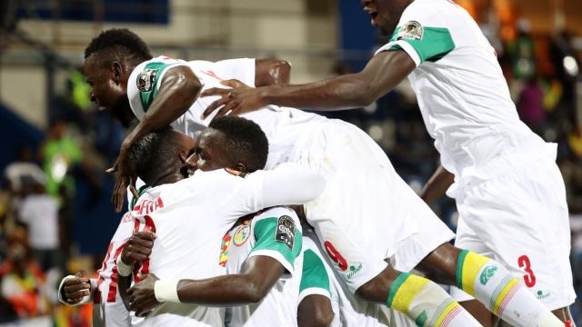 Senegal 2-0 Zimbabwe (Bảng B CAN 2017)