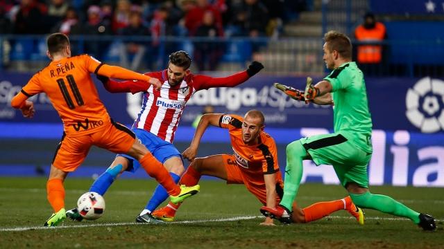 Atletico 3-0 Eibar(Tứ kết Cúp nhà Vua Tây Ban Nha 2016/17)