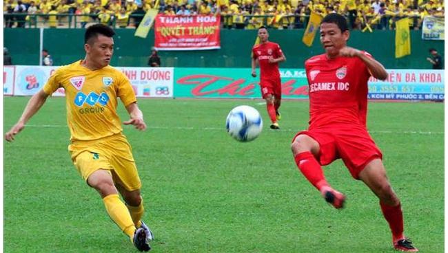 Nhận định B.Bình Dương - FLC Thanh Hóa (Vòng 4 - V.League 2017)