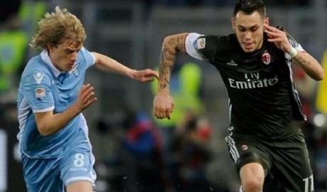 AC Milan nhọc nhằn giành 1 điểm trên sân Lazio