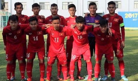 U18 Việt Nam ngược dòng ấn tượng trước U19 Thái Lan