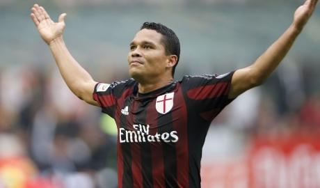 AC Milan quyết bán đứt Bacca cho Trung Quốc