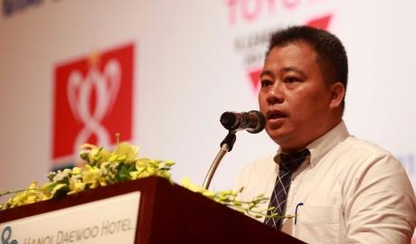 VPF bác đơn từ chức của trưởng BTC V.League 2017