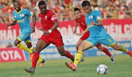 Vòng 8 V.League: Thanh Hoá, Hải Phòng thiệt quân nhiều nhất