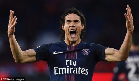 Vòng 28 Ligue 1: PSG, Nice nhọc nhằn giành 3 điểm