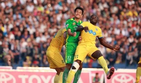 Sau vòng 8 V.League: FLC Thanh Hoá duy trì mạch bất bại