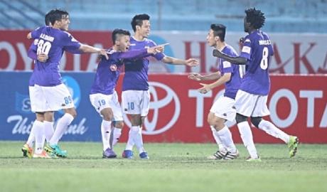 Ghi bàn phút bù giờ, Hà Nội FC giành điểm trên đất Malaysia