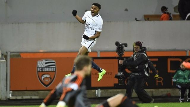 Lorient 1-2 PSG (Vòng 29 Ligue 1 2016/17)