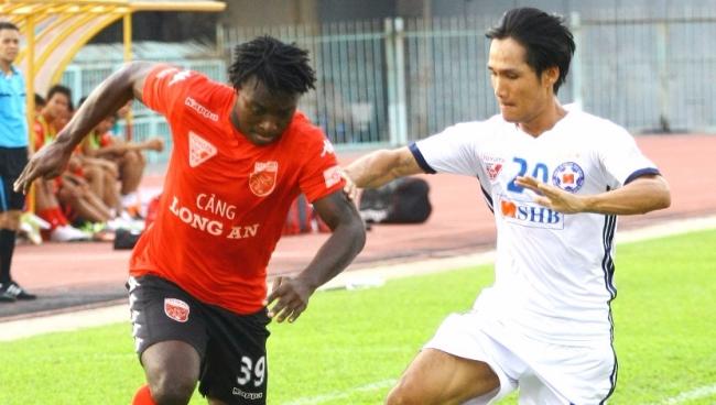 Nhận định Long An - SHB Đà Nẵng (Vòng 10 - V.League 2017)