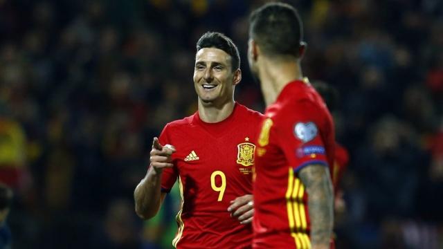 Thưởng thức 15 bàn thắng chỉ sau 4 trận vòng loại của ĐT Tây Ban Nha