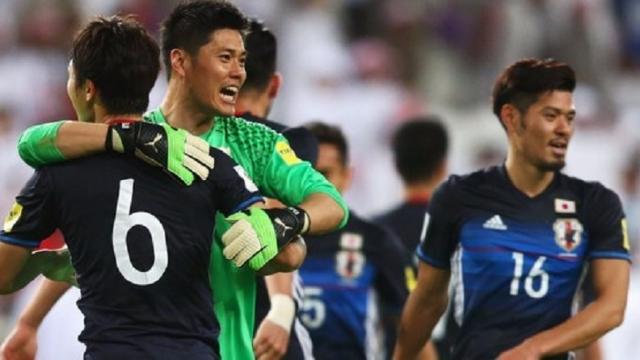 U.A.E 0-2 Nhật Bản (Vòng loại World Cup 2018 khu vực Châu Á)