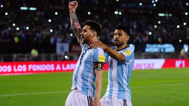 Argentina 1-0 Chile (Vòng loại World Cup 2018 khu vực Nam Mỹ)