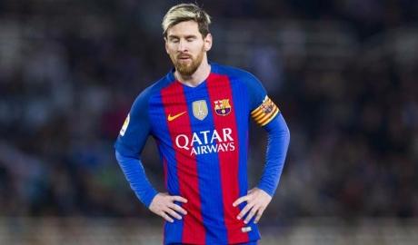 Barca có thể mất một Messi sung nhất ở El Clasico