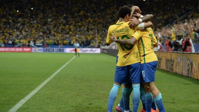 Brazil 3-0 Paraguay (Vòng loại World Cup 2018 khu vực Nam Mỹ)