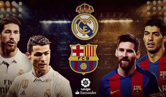 Nhận định Real Madrid - Barcelona (Vòng 33 - La Liga 2016/17)