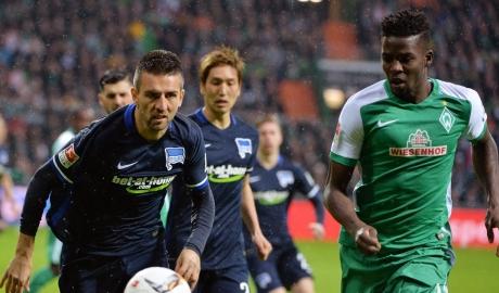 Trước vòng 32 Bundesliga: Nóng bỏng cuộc đua top 6