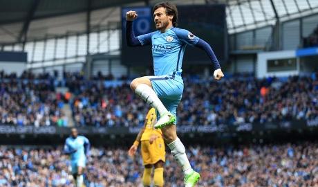 Đè bẹp Crystal Palace, Man City tạm chiếm vị trí thứ 3