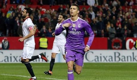 Hai siêu kỷ lục chờ Real - Ronaldo ở trận gặp Sevilla
