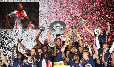 Monaco vô địch Ligue 1: Không gì xứng đáng hơn