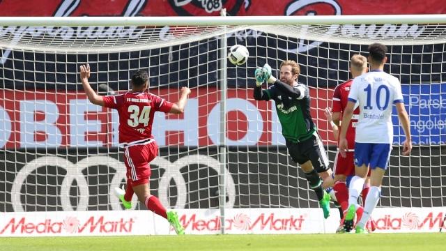 Ingolstadt 1-1 Schalke 04 (Vòng 34 Bundesliga 2016/17)