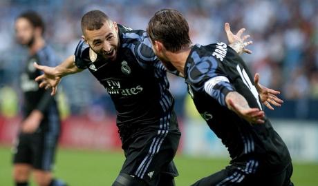 """Lên ngôi La Liga, Real gửi """"chiến thư"""" tới Juventus"""