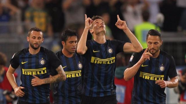 Lazio 1-3 Inter (Vòng 37 Serie A 2016/17)