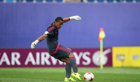 Thủ môn đầu tiên lập công ở U20 World Cup 2017