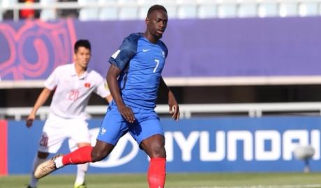 Thắng giòn giã Việt Nam, U20 Pháp giành vé vào vòng 16 đội