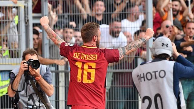 Roma 3-2 Genoa (Vòng 38 Serie A 2016/17)