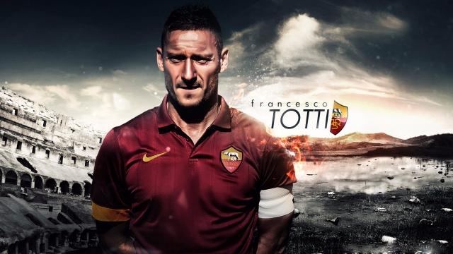 Những khoảnh khắc ấn tượng trong sự nghiệp của Totti