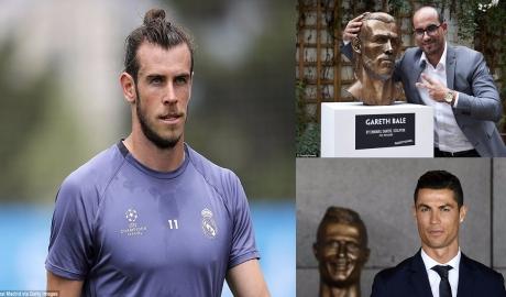 """Sau Ronaldo, đến lượt Bale bị """"ném đá"""" tơi bời"""