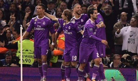 Real Madrid cán cột mốc đáng nhớ tại Champions League