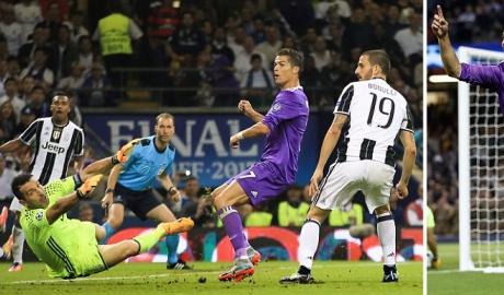 Ronaldo rực sáng, Real Madrid hóa giải lời nguyền Champions League