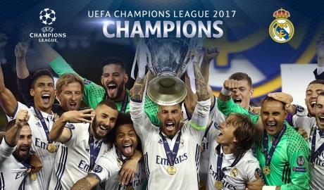 Con số ấn tượng của Real ngày đi vào lịch sử Champions League