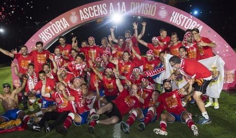 Tân binh thứ hai lên chơi tại La Liga 2017/18