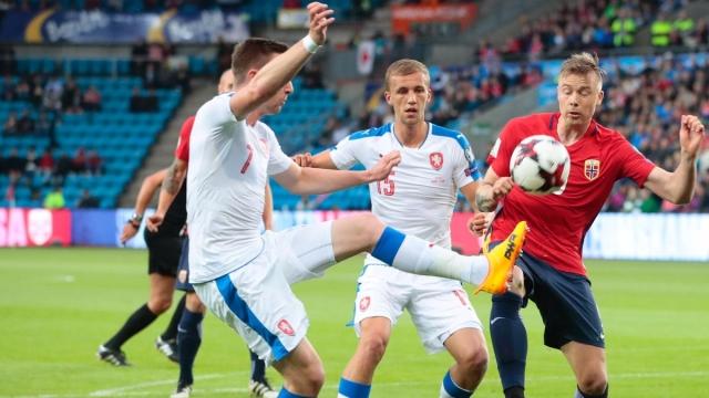 Na Uy 1-1 Czech(Vòng loại World Cup 2018)