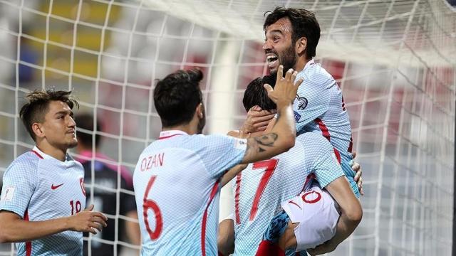 Kosovo 1-4 Thổ Nhĩ Kì(Vòng loại World Cup 2018)